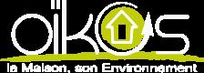 Logo Oïkos Footer